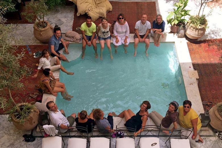 vacanza mindfulness marocco
